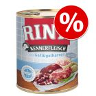 6 x 800 g RINTI Kennerfleisch po znižani ceni!