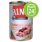 """12 x 400 g Rinti """"Kennerfleisch"""" Voordeelpakket"""