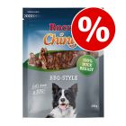 2 x 200g Rocco Chings BBQ-Style Dog Treats - Special Price!*