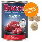 6 x 400 g Rocco Classic + 6 Barkoo Bile de ros de 4,7 cm