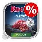 9 x 300g Rocco Classic Trays Wet Dog Food - Special Price!*