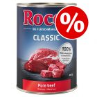 6 x 400g Rocco Classic Wet Dog Food - Special Price!*