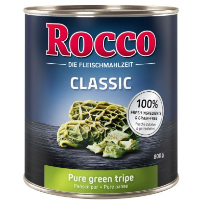 24 x 800g Rocco Classic Wet Dog Food - Special Price!*