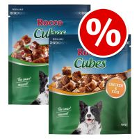 2 x 150g Rocco Cubes Mixed Pack Dog Treats - Special Price!*