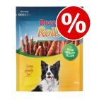 6 x 200g Rocco Rolls Chew Sticks - Special Price!*
