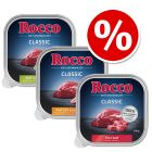 9 x 300g Rocco Trays Mixed Packs Wet Dog Food - Special Price!*