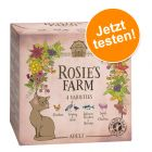 4 x 100 g Rosie's Farm Adult zum Probierpreis!