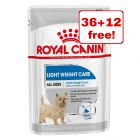 48 x 85g Royal Canin Care Nutrition Wet Dog Food - 36 + 12 Free!*