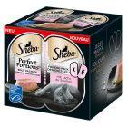 48 x 85 g Sheba mističky + 48 x 37,5 g Sheba Perfect Portions losos za skvělou cenu!