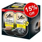 6 x 37.5g Sheba Perfect Portions Wet Cat Food - 15% Off!*