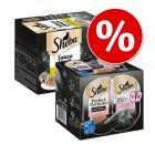48 x 85 g Sheba tálcás + 48 x 37,5 g Perfect Portions lazac akciós áron!
