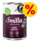 12 x 400 g Smilla Mixed Meat Pot w super cenie!