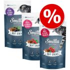 3 x 50g Smilla Soft Sticks Mixed Pack - Special Introductory Price!*