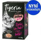 6 x 85 g Tigeria Pulled Meat za zkušební cenu!