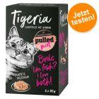 6 x 85 g Tigeria Pulled Meat zum Probierpreis!