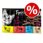 10 x 5g Tigeria Sticks Cat Treats - Special Price!*