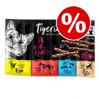 10 x 5g Tigeria Sticks Cat Treats - Special Price!*