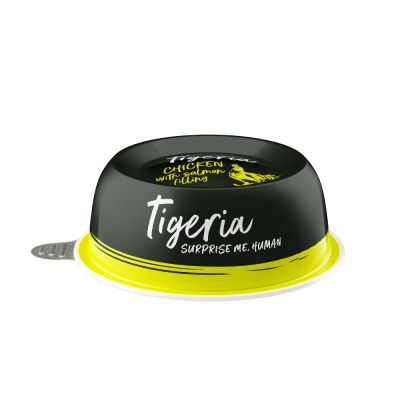 24 x 85g Tigeria Wet Cat Food - 10% Off!*