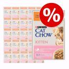 26 x 85 g till sparpris! Cat Chow 2,21 kg