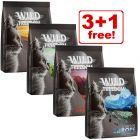 "4 x 400g Wild Freedom ""Spirit of"" Dry Cat Food - 3 + 1 Free!*"