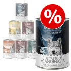 "6 x 400g Wolf of Wilderness ""The Taste of"" Wet Dog Food - Special Price!*"