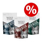 3 x 180g Wolf of Wilderness The Taste Of Wild Bites - Special Price!*