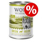 1 x 400g Wolf of Wilderness Wet Dog Food - Special Price!*