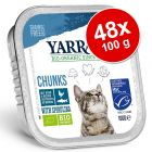 48 x 100 g Yarrah -säästöpakkaus