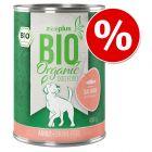 6 x 400 g zooplus Bio zum Probierpreis