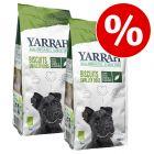 2 x 33g/250g Yarrah Organic Dog Snacks - Buy One, Get One Half Price!*