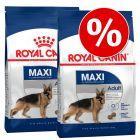 2 x Großgebinde Royal Canin Size mit 10% Rabatt