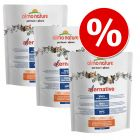 3 x 2 kg Almo Nature HFC Alternative Gatto