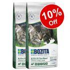 2 x 2kg Bozita Dry Cat Food - 10% Off!*