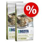 2 x 2 kg Bozita torrfoder till kanonpris!