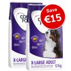 2 x 12kg Concept for Life Dry Dog Food - €15 Off!*