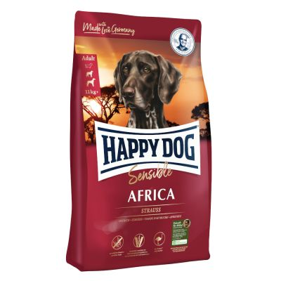 3 x 4 kg Happy Dog Supreme