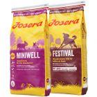 2 x 15 kg Josera Adult Mix Proefpakket Hondenvoer