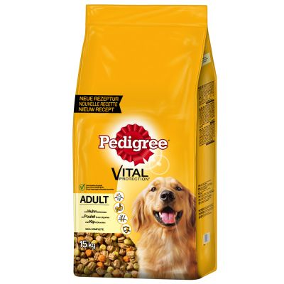 2 x 15 kg Pedigree Vital Protection
