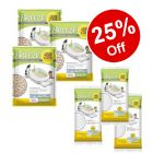 3 x 1.59kg Purina Tidy Cats Cat Litter + 3 x 4 Refill Pads - 25% Off!*