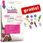 2 x 2 kg Sanabelle + Set Topini & Palline gratis!