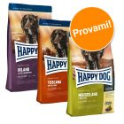 "3 x 4 kg Set misto Happy Dog ""Culinary World Tour"""