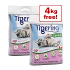2 x 12kg Tigerino Canada Cat Litter - 20kg + 4kg Free!*