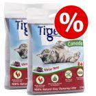 2 x 12 kg Tigerino Canada za skvělou cenu!