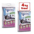 2 x 12kg Tigerino XL Grain Cat Litter - 20 + 4kg Free!*