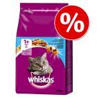 3 x 3,8 kg Whiskas 1+ za skvelú cenu!