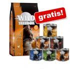 2 x 2 kg Wild Freedom + Pakiet próbny Wild Freedom, 6 x 200 g gratis!