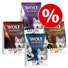 "4 x 1kg Wolf of Wilderness ""Elements"" Mixed Pack - Special Price!*"