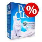2 x 10 l Ever Clean® kattströ till sparpris!