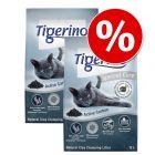 2 x 12 l till sparpris! Tigerino Special Care kattströ