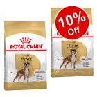 2 x Large Bags Royal Canin Breed Dry Dog Food - 10% Off!*